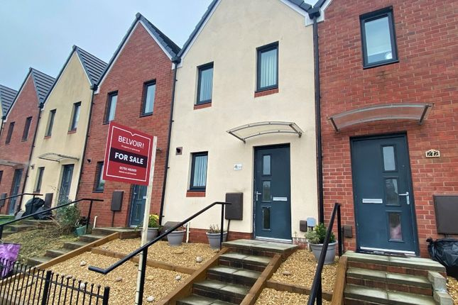 2 bed terraced house for sale in Morfa Road, Swansea SA1