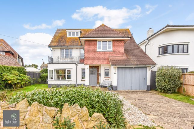 Thumbnail Detached house for sale in Southdean Drive, Middleton-On-Sea