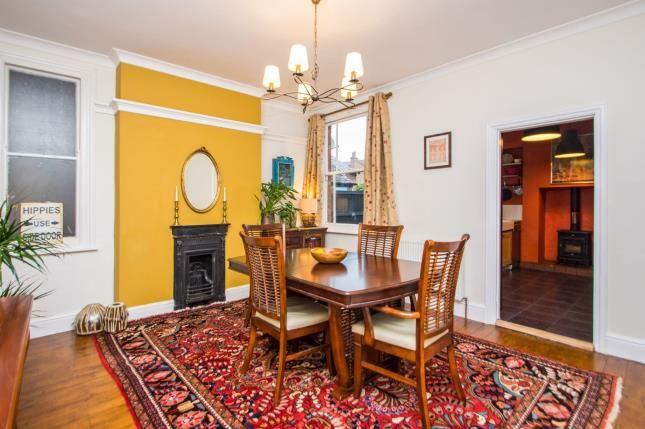 Dining Room of Granville Avenue, Long Eaton, Nottingham, Derbyshire NG10