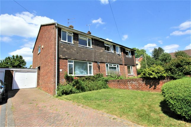 3 bed semi-detached house to rent in Pear Tree Road, Lindford, Hampshire GU35