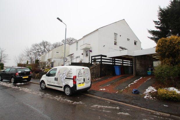Thumbnail Property to rent in Calderglen Road, East Kilbride, Glasgow