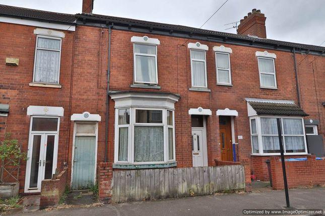 Thumbnail Terraced house for sale in Rosedale, Morrill Street, Hull
