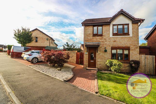 Thumbnail Detached house for sale in Rhindmuir Drive, Swinton