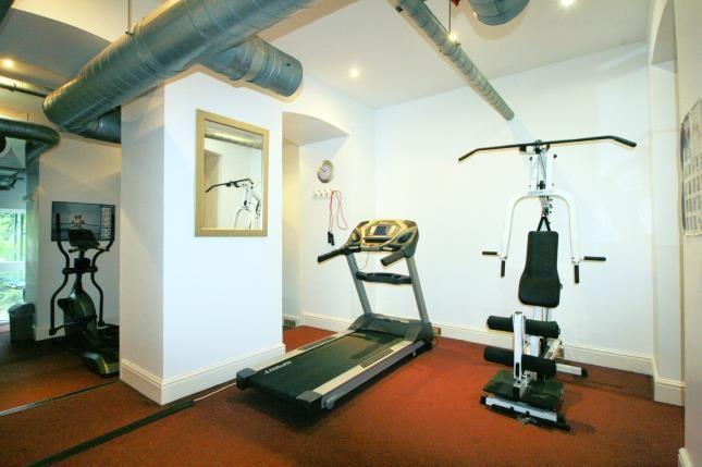 Communal Gym of Royal Standard House, Standard Hill, Nottingham, Nottinghamshire NG1