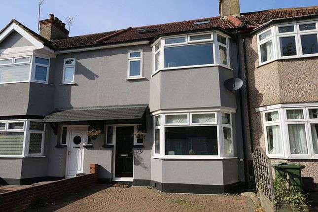 4 bed terraced house for sale in Phyllis Avenue, Motspur Park, New Malden, London