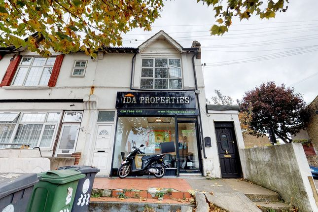 Thumbnail Retail premises for sale in Church Road, London