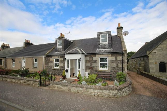 Thumbnail End terrace house for sale in 26, Main Street, Dairsie, Fife