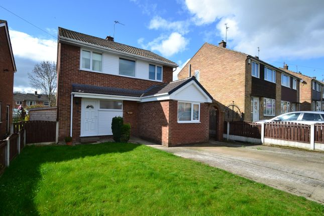 Thumbnail Detached house for sale in Brierley Crescent, South Kirkby, Pontefract