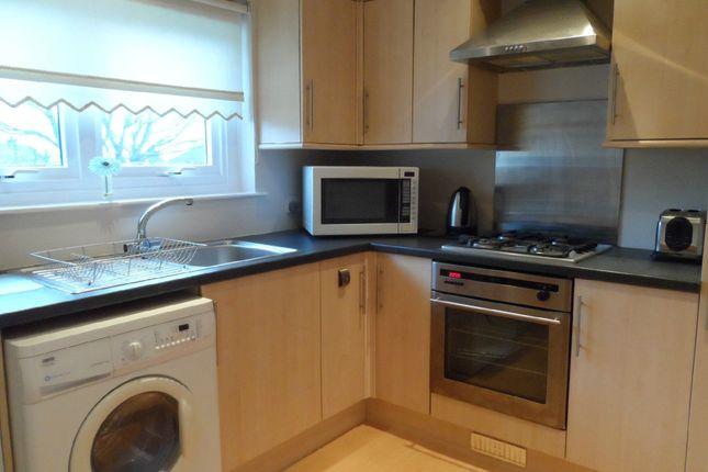 Thumbnail Flat to rent in Castleton Drive, Aberdeen