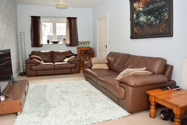 Lounge of Maes Yr Eithin, Coity, Bridgend. CF35