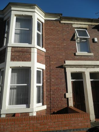Thumbnail Shared accommodation to rent in Second Avenue, Newcastle Upon Tyne