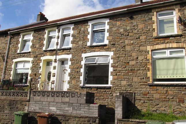 Thumbnail Terraced house to rent in Jubilee Road, Elliots Town, New Tredegar