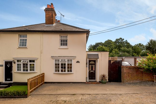 Thumbnail Semi-detached house for sale in Hancombe Road, Sandhurst