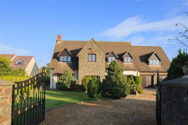 Thumbnail Detached house for sale in Brickhurst Park, Johnston, Haverfordwest