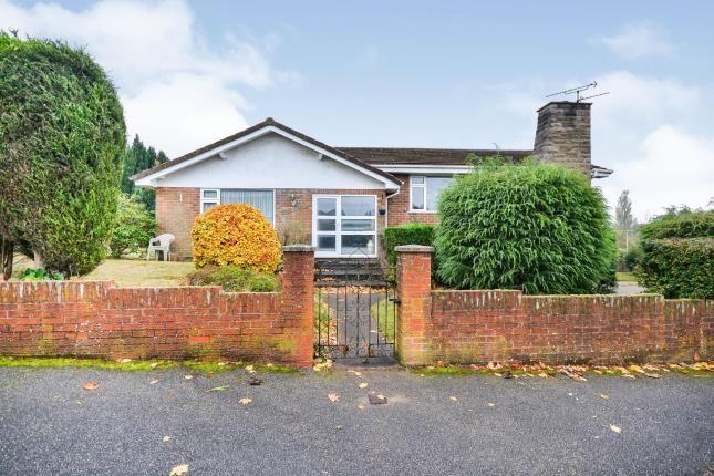 Thumbnail Bungalow for sale in Gordon Brae, Mansfield, Nottinghamshire