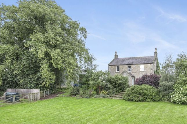 Thumbnail Detached house for sale in Hamiltonhall, West Linton