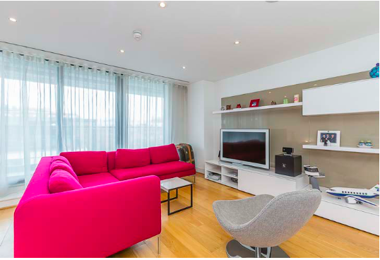 3 bed property for sale in Leman Street, Aldgate, London E1