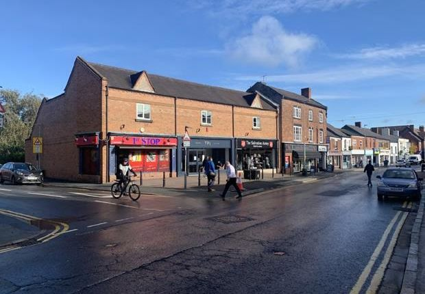 Thumbnail Commercial property for sale in 9-13 Beam Street, Nantwich, Cheshire