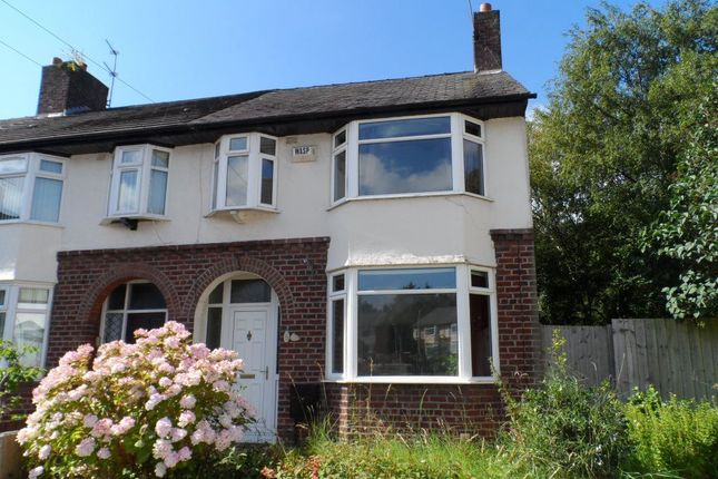 Thumbnail Semi-detached house to rent in Windsor Close, New Ferry, Wirral