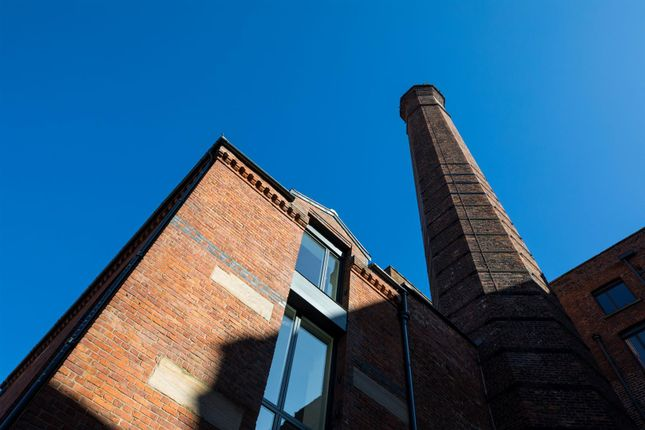 Chimney_Med of Murrays' Mill, 50 Bengal Street, Ancoats M4