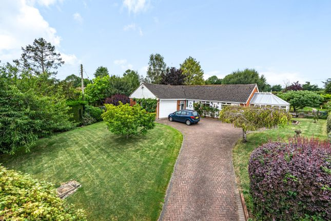 3 bed detached bungalow for sale in High Trees, Brook Lane, Cropthorne WR10