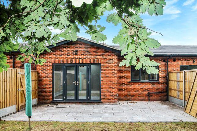 Thumbnail Bungalow to rent in Sherlodge Mews, Gillingham, Kent