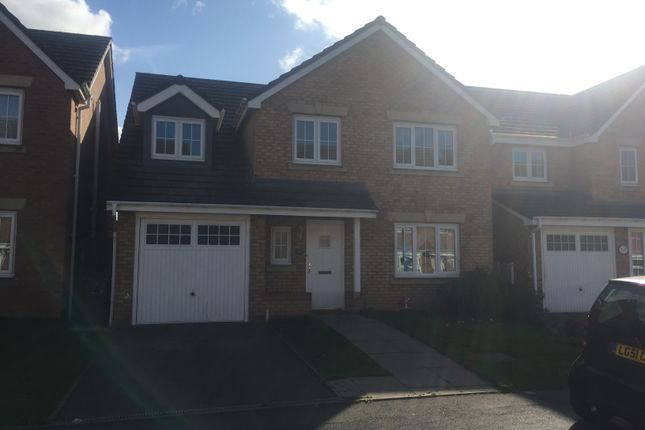 Thumbnail Detached house for sale in Scott, Dudley