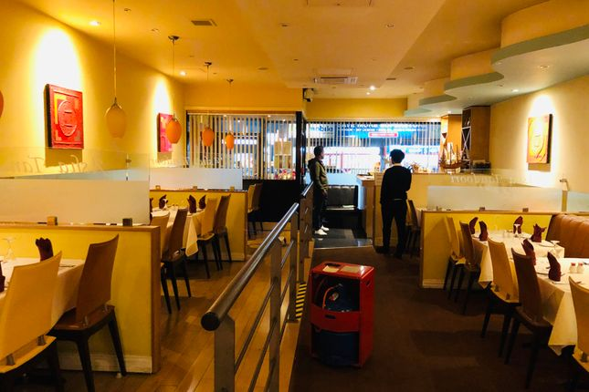 Thumbnail Restaurant/cafe for sale in Station Road, Hayes