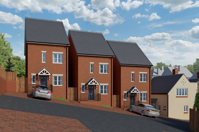 Thumbnail Detached house for sale in Yew Tree Gardens, Kidderminster