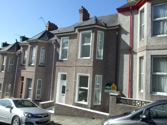 3 bed terraced house for sale in Plymouth, Devon