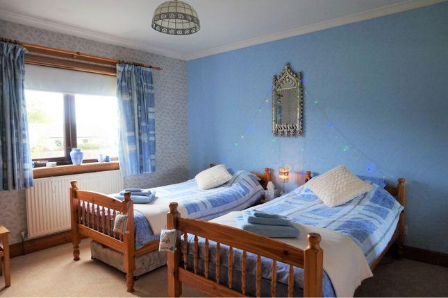 Bedroom of Gairney Bank, Kinross KY13