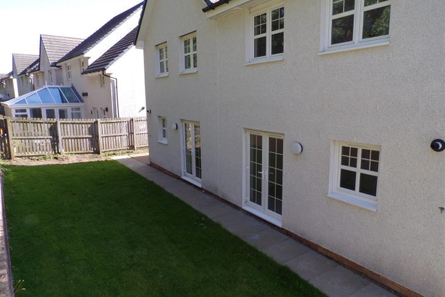 Thumbnail End terrace house for sale in Breichwater Place, Fauldhouse, Bathgate