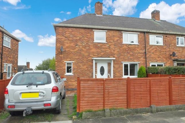 2 bed semi-detached house for sale in Lister Drive, Base Green, Sheffield