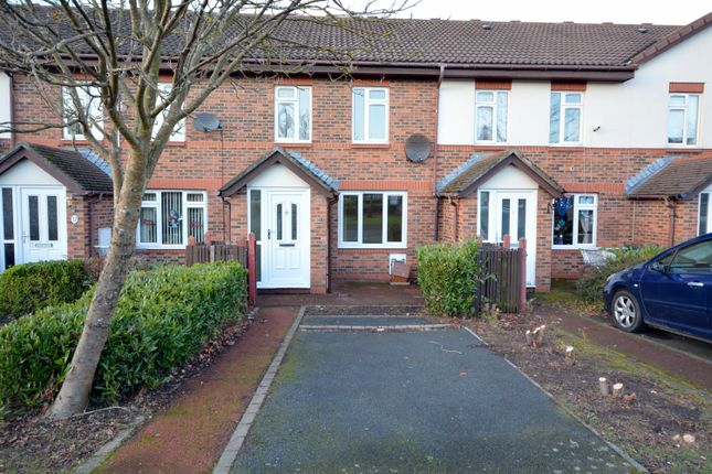 Thumbnail Terraced house to rent in Sycamore Court, Spennymoor