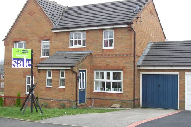 Thumbnail Semi-detached house to rent in Tunstall Drive, Accrington