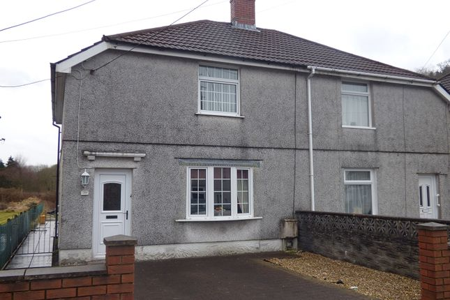 Thumbnail Semi-detached house for sale in Pentre Street, Glynneath, Neath .