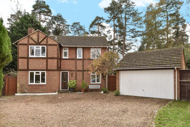 Thumbnail Detached house for sale in Hillsborough Park, Camberley