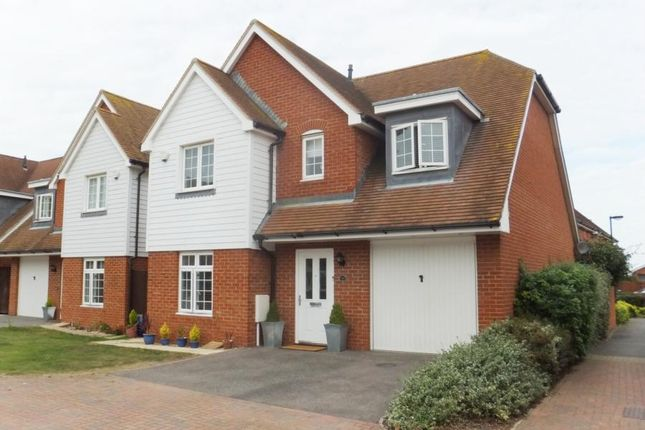 Thumbnail Detached house to rent in Barnes Way, Herne Bay