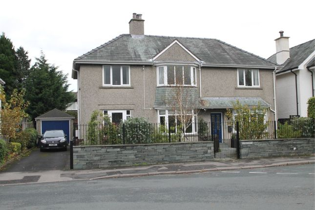 Thumbnail Detached house for sale in Westholme, Blencathra Street, Keswick, Cumbria