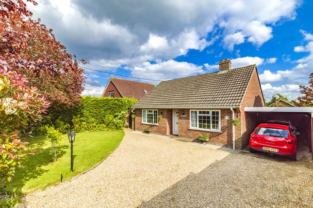 Thumbnail Detached house for sale in Evendyne, Bradfield Southend