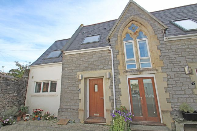 Thumbnail End terrace house for sale in St Johns Mews, Central, Plymouth