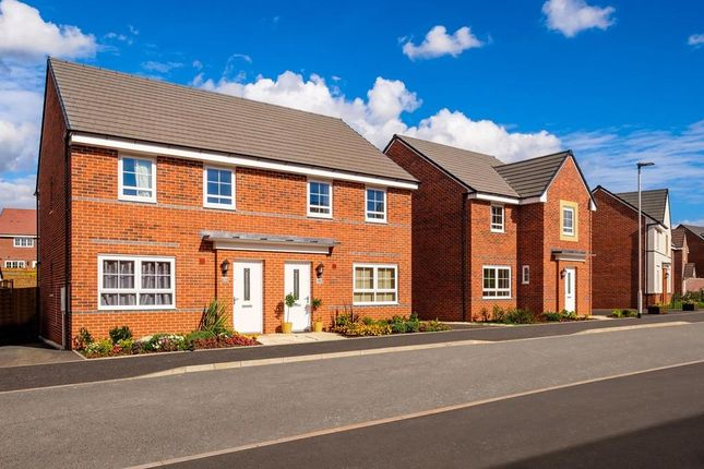 "Thumbnail Semi-detached house for sale in ""Maidstone"" at Beech Croft, Barlby, Selby"