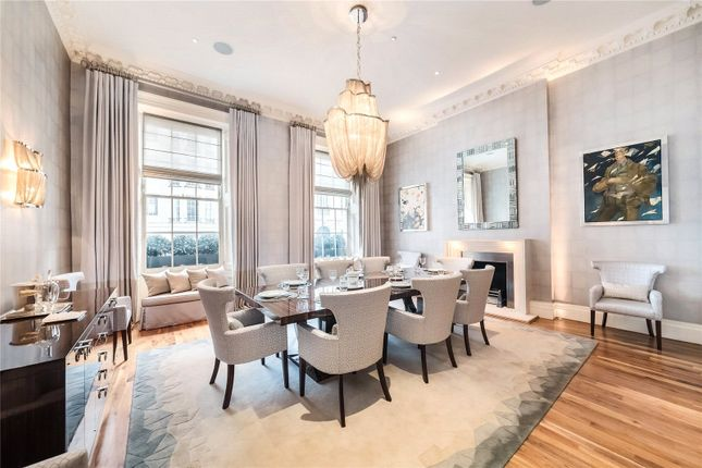 Thumbnail Flat to rent in Upper Grosvenor Street, Mayfair, London