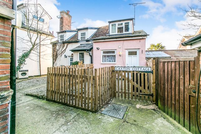 Thumbnail Semi-detached house for sale in Hall Yard, Trinity Street, Halstead