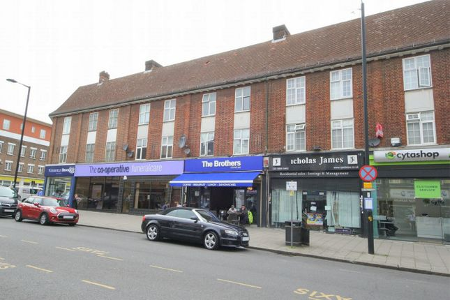 Thumbnail Flat for sale in Ashfield Parade, London