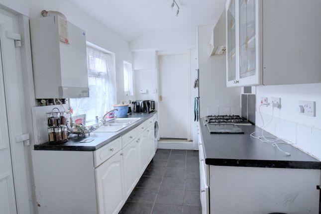 Kitchen of Mulgrave Street, Cobridge, Stoke-On-Trent ST1