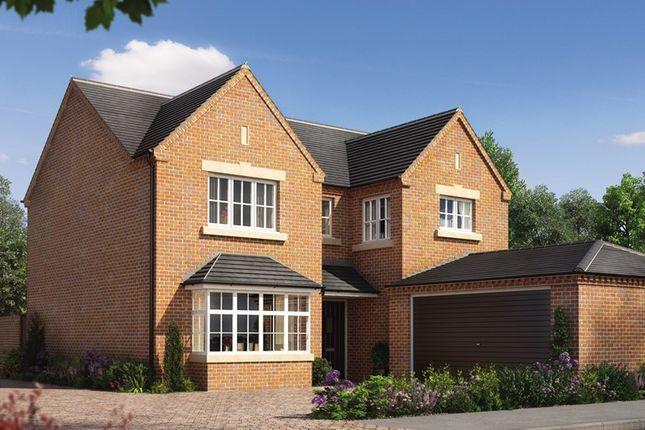 Thumbnail Detached house for sale in Merchants Gate, Castle Road, Cottingham