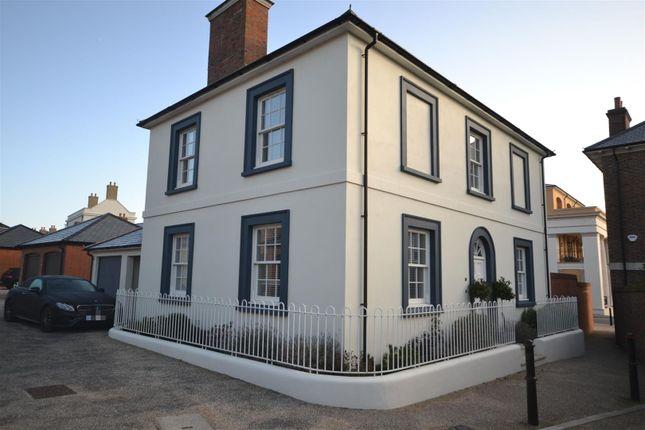 Thumbnail Detached house for sale in Furlong Mews, Poundbury, Dorchester