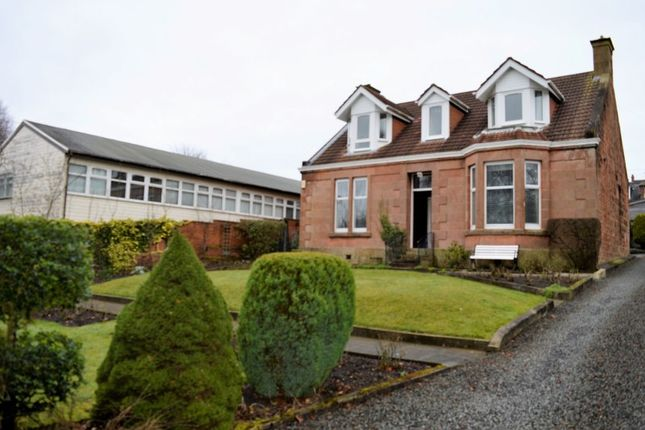 Thumbnail Town house for sale in Thornlie Gill, Wishaw
