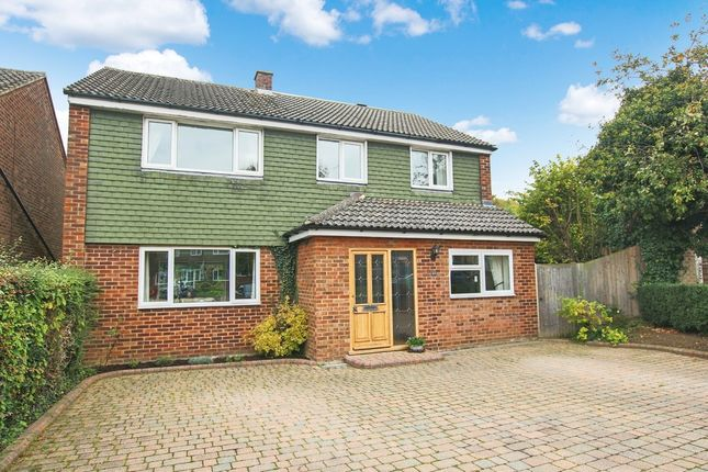 Thumbnail Detached house for sale in St. Johns Close, Saffron Walden